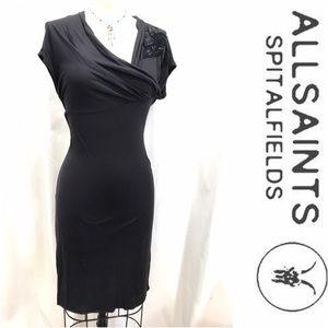 All Saints Maeva dress, size 6